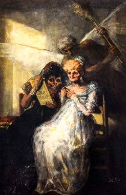 Goya, Le Temps, dit les Vielles